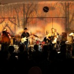 dmc & The Wild Armadillos - Album-launch at Clovelly Bowling Club